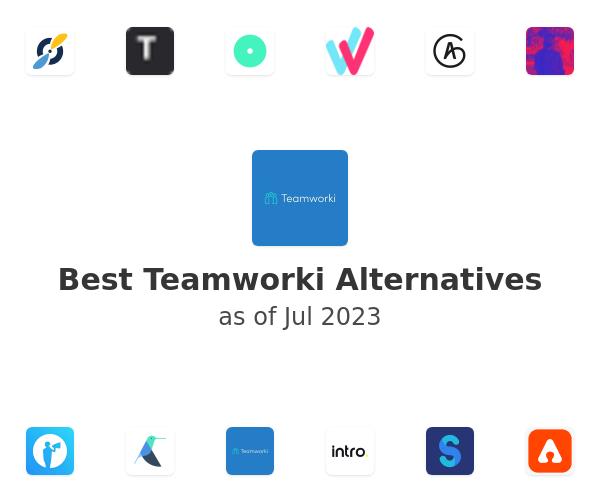 Best Teamworki Alternatives