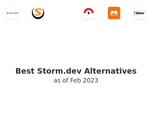 Best Storm.dev Alternatives