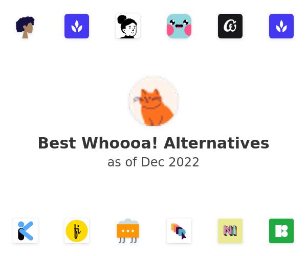 Best Whoooa! Alternatives