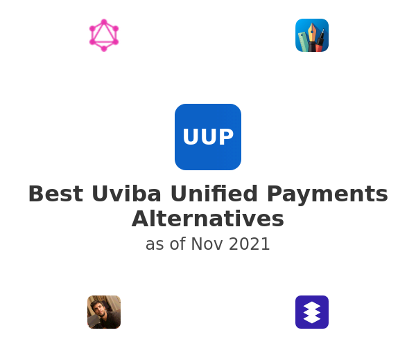 Best Uviba Unified Payments Alternatives