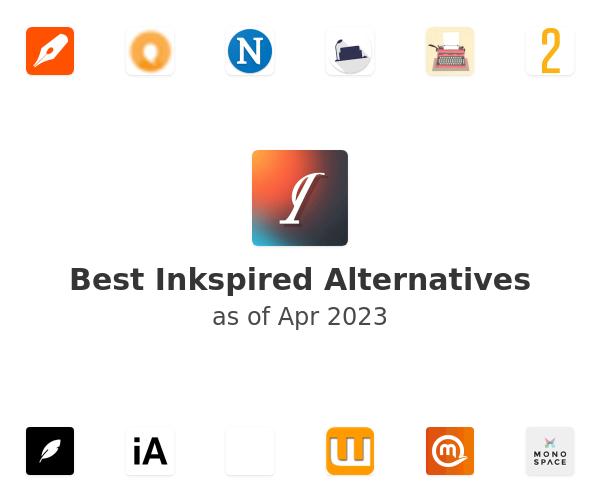 Best Inkspired Alternatives