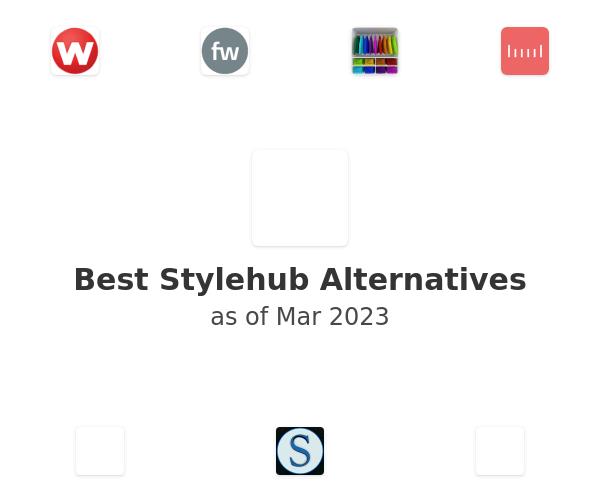 Best Stylehub Alternatives