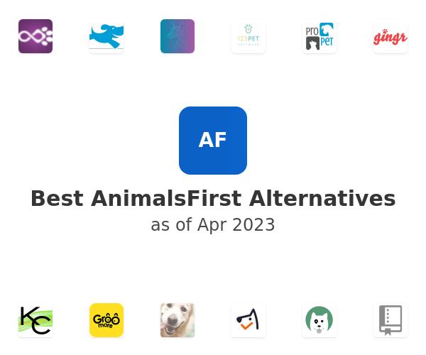 Best AnimalsFirst Alternatives