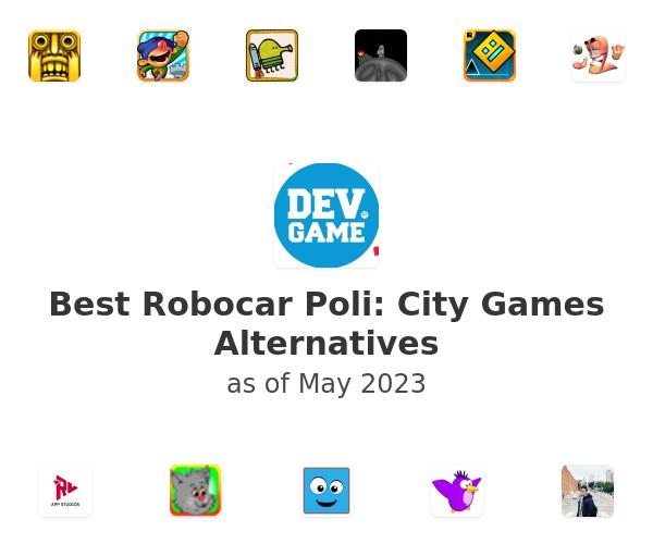 Best Robocar Poli: City Games Alternatives