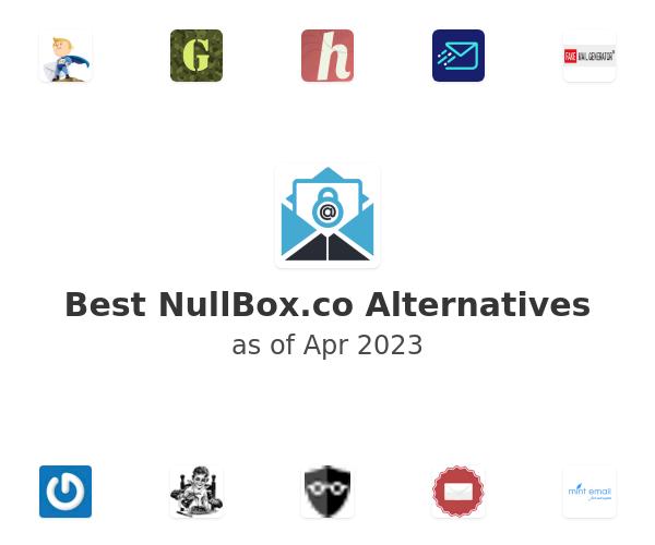 Best NullBox.co Alternatives