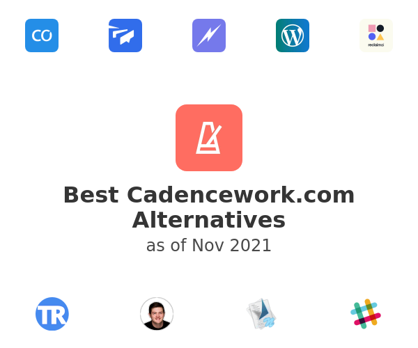 Best Cadence Alternatives