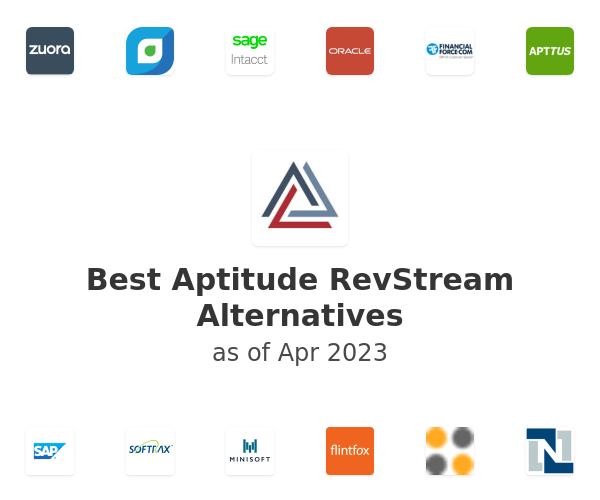 Best Aptitude RevStream Alternatives