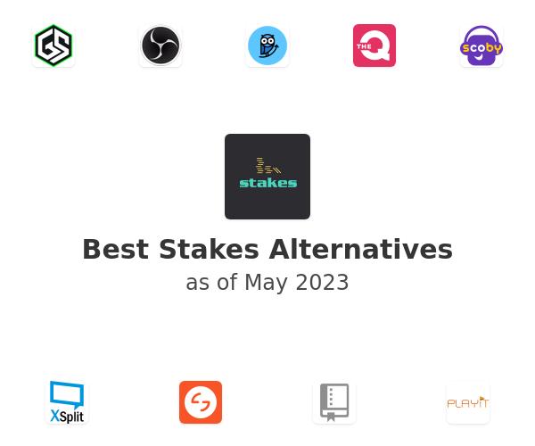Best Stakes Alternatives