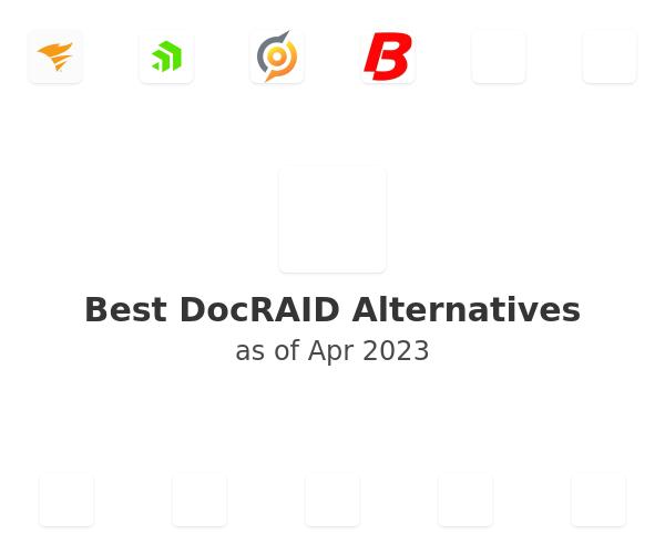 Best DocRAID Alternatives