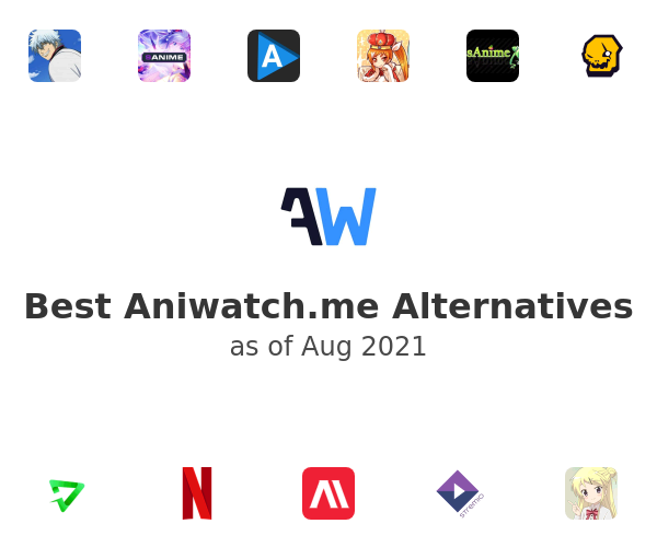 Best Aniwatch.me Alternatives