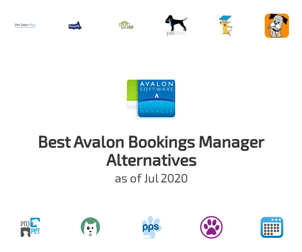 Best Avalon Bookings Manager Alternatives