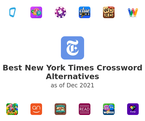 Best New York Times Crossword Alternatives