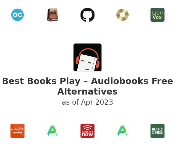 Best Books Play – Audiobooks Free Alternatives