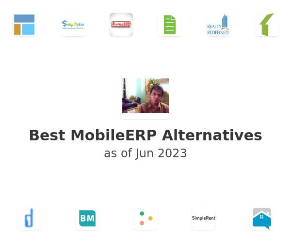 Best MobileERP Alternatives