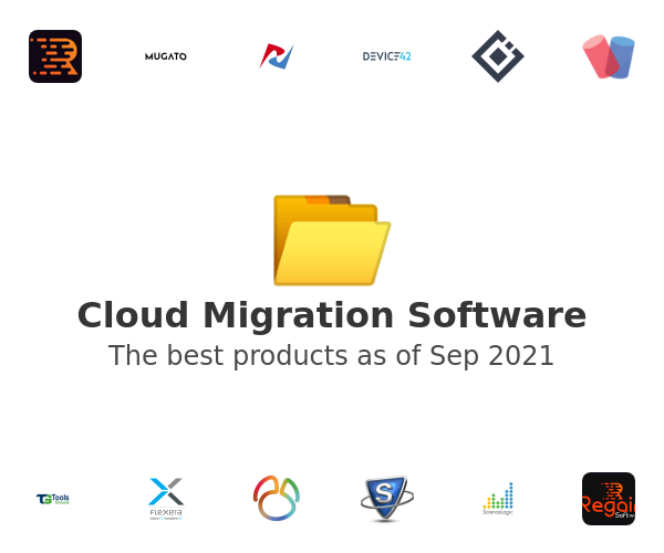 Cloud Migration Software