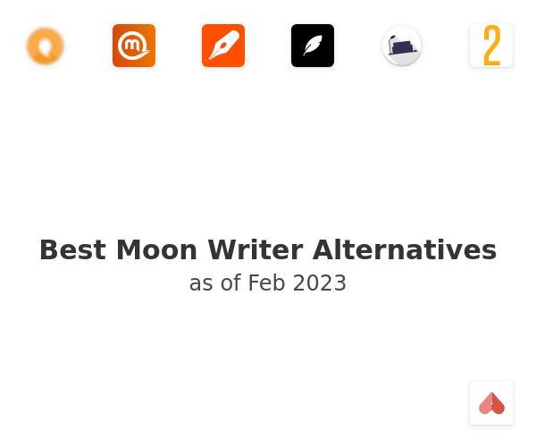 Best Moon Writer Alternatives