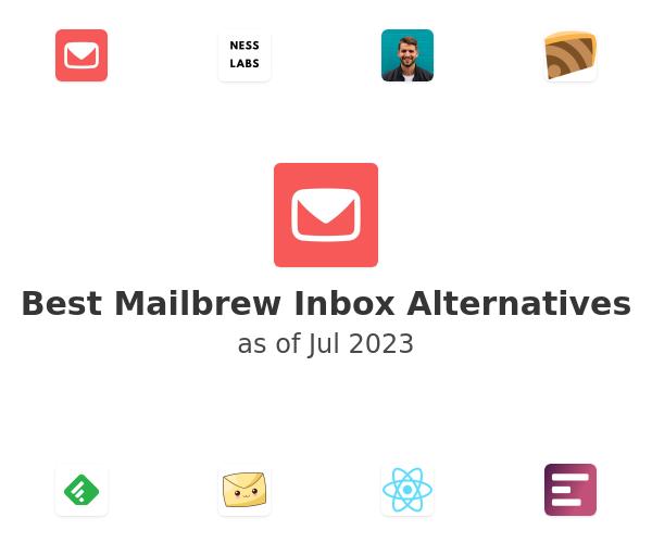 Best Mailbrew Inbox Alternatives