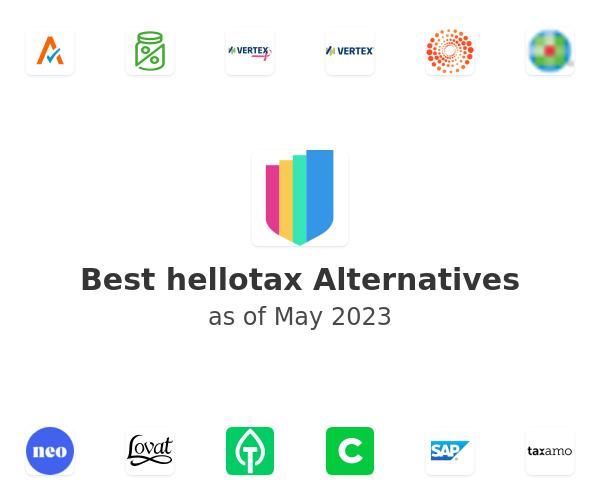 Best hellotax Alternatives