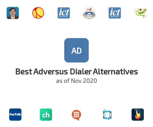 Best Adversus Dialer Alternatives