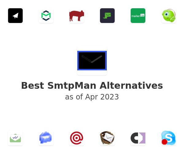 Best SmtpMan Alternatives
