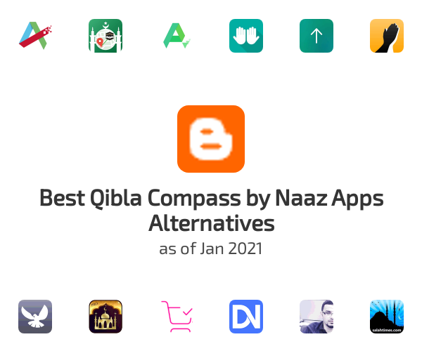 Best Qibla Compass by Naaz Apps Alternatives