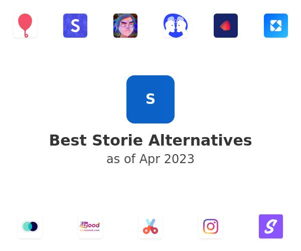 Best Storie Alternatives