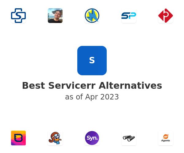 Best Servicerr Alternatives