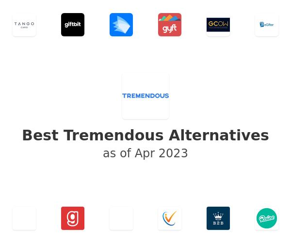 Best Tremendous Alternatives