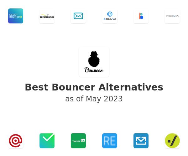 Best Bouncer Alternatives