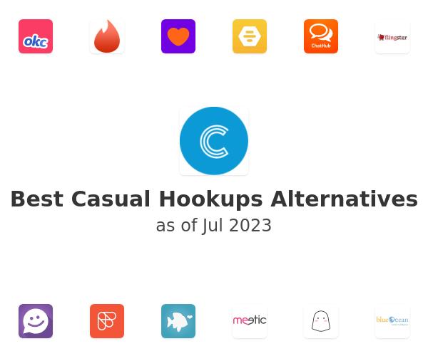 Best Casual Hookups Alternatives