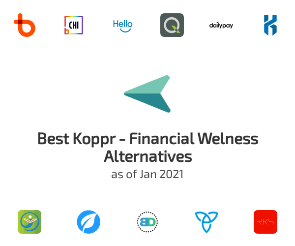 Best Koppr - Financial Welness Alternatives