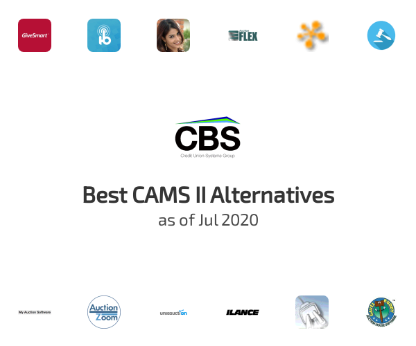 Best CAMS II Alternatives