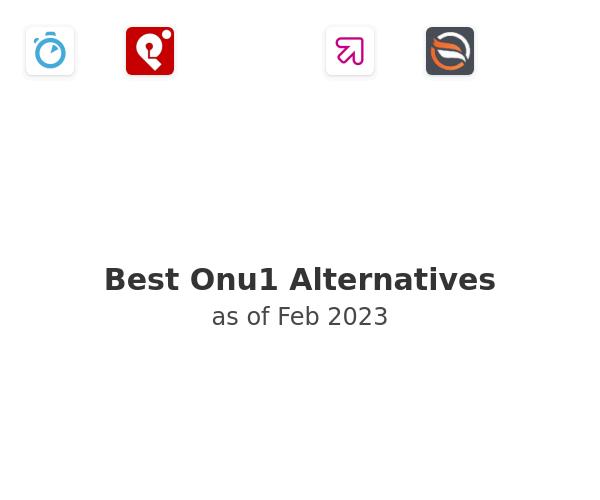 Best Onu1 Alternatives