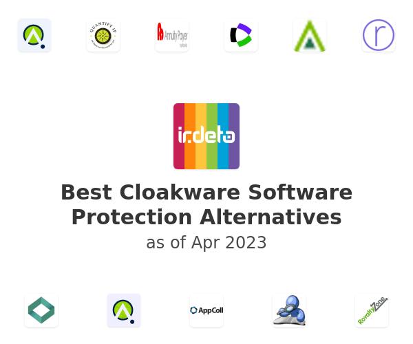 Best Cloakware Software Protection Alternatives