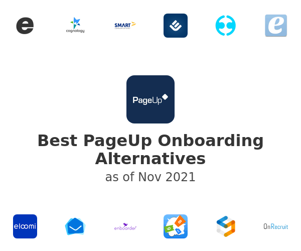Best PageUp Onboarding Alternatives