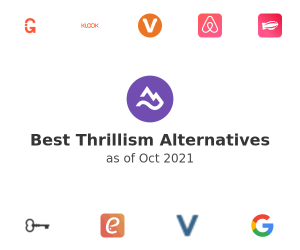 Best Thrillism Alternatives