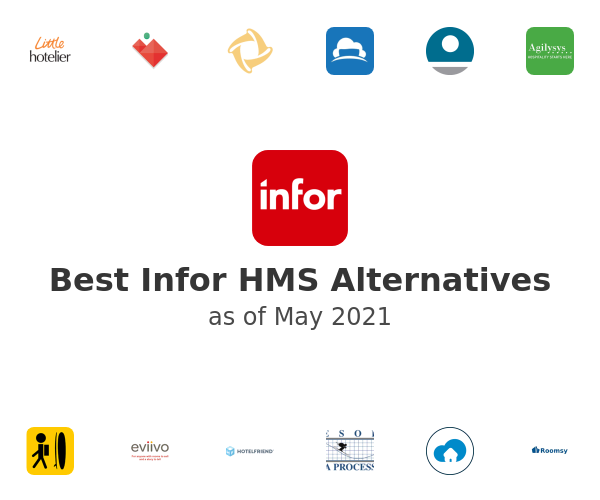 Best Infor HMS Alternatives