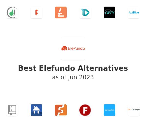 Best Elefundo Alternatives