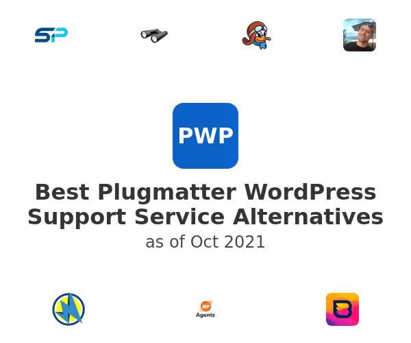Best Plugmatter WordPress Support Service Alternatives