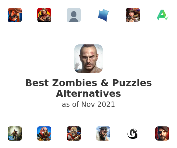 Best Zombies & Puzzles Alternatives