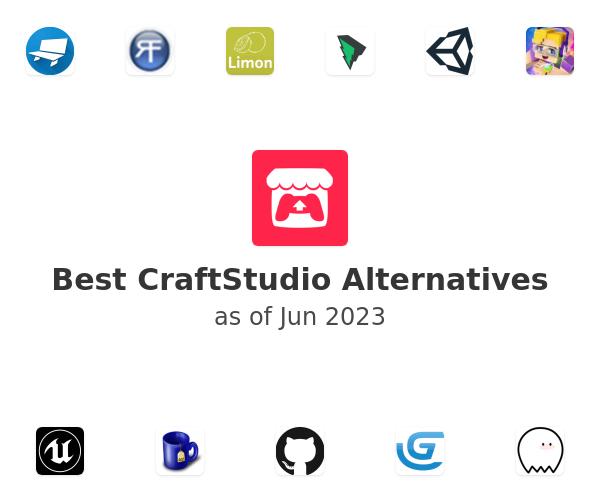 Best CraftStudio Alternatives