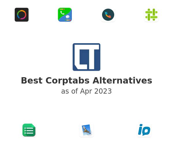 Best Corptabs Alternatives