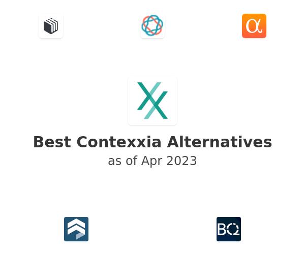 Best Contexxia Alternatives