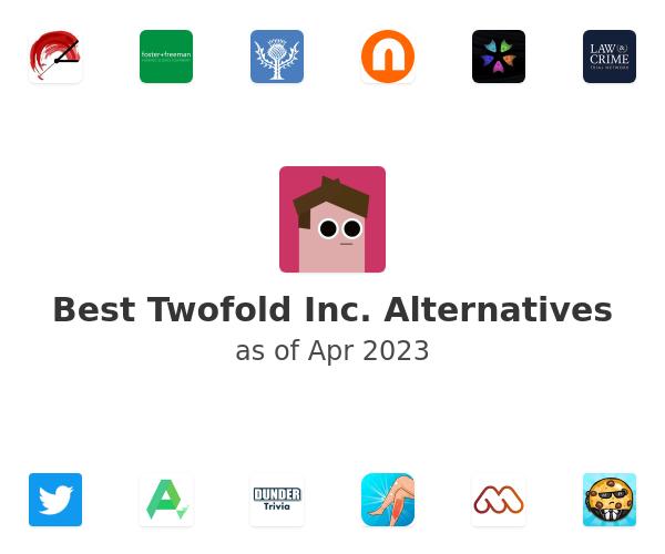 Best Twofold Inc. Alternatives
