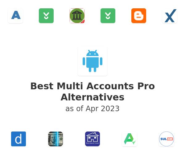 Best Multi Accounts Pro Alternatives
