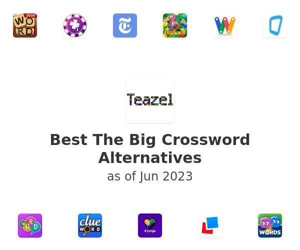 Best The Big Crossword Alternatives