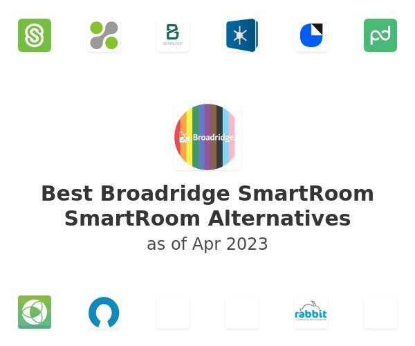 Best Broadridge SmartRoom SmartRoom Alternatives