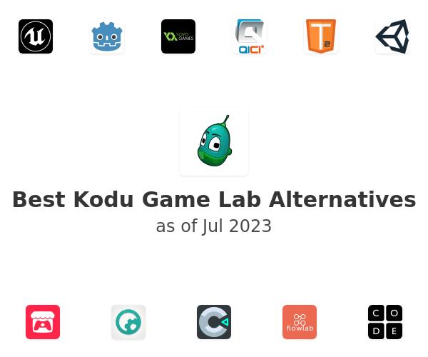 Best Kodu Game Lab Alternatives