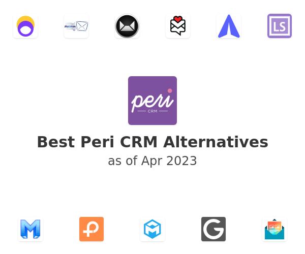 Best Peri CRM Alternatives