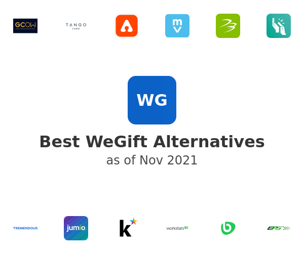 Best WeGift Alternatives